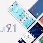 Huawei предоставляет расписание обновлений EMUI 9.1