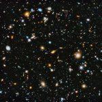 Что находится между галактиками?