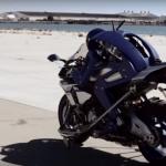 Робот Yamaha составит конкуренцию живым мотогонщикам
