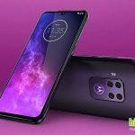 Вскоре появится смартфон семейства Motorola One