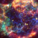 Обнаружена крайне необычная сверхновая, взорвавшаяся дважды