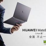 Huawei представила новые версии ноутбуков на случай отказа от Windows