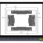 Apple патентует новую экранную клавиатуру, которую вы сможете «почувствовать»