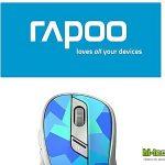 Rapoo M500 Silent – красочная и тихая мышка