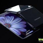 Samsung Galaxy Z Flip на рендерах выглядит потрясающе!