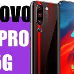 Lenovo Z6 Pro 5G – это самый дешевый смартфон с модемом для сетей нового поколения