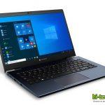 Dynabook Portege X30L – сверхлегкий ноутбук с процессором Comet Lake