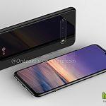 LG G9 ThinQ на первых рендерах. Выглядит достойно