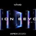 Vivo Apex 2020 – смартфон будущего: без кнопок и портов