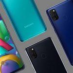 Samsung Galaxy M21 с аккумулятором емкостью 6000 мАч