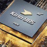Huawei показала процессор Kirin 985
