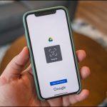 Google Drive с поддержкой Face ID и Touch ID