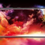 Японский суперсмартфон – его экран впечатляет!