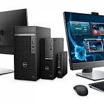 Dell показывает OptiPlex – новые ПК All-in-One с процессорами Intel Core 10
