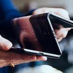 ZTE работает над телефоном, складывающимся в три части