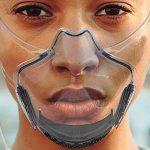 Первая в мире прозрачная умная маска N99+ со стерилизацией UV-C