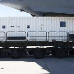 США перевозят пациентов с COVID-19 в контейнерах