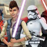 The Sims 4 объединяется с Star Wars! Симы отправятся в далекую галактику (официальный трейлер-анонс)