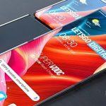Oppo патентует интересный смартфон со складным экраном