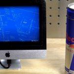 Ютьюбер создал миниатюру iMac с помощью Raspberry Pi (видео)