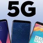 Какой самым продаваемым смартфон с 5G?