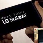 Складной смартфон LG все же появится