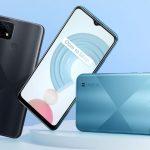 Realme C21 официально представлен. Это новый дешевый телефон этого бренда