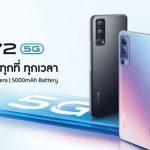 Vivo Y72 5G представлен официально