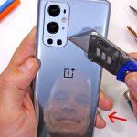 Как OnePlus 9 Pro справился с испытаниями на прочность? (видео)