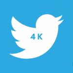 Twitter для смартфонов получает поддержку фотографий в качестве 4K