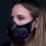 Razer Project Hazel – умная маска с подсветкой RGB поступит в продажу (видео)
