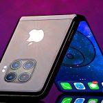 Apple может работать над «раскладушкой» iPhone