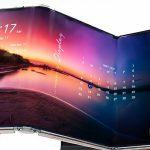 Samsung продемонстрировала новые гибкие OLED-экраны для телефонов и планшетов