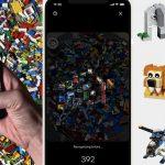 Brickit покоряет интернет. Приложение показывает, что вы можете построить из разбросанного LEGO