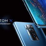 Tecno Phantom X уже в продаже. Первый флагман компании