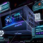 Gigabyte запускает блок питания для ПК с ЖК-дисплеем